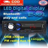 Tape Mobil tip Audio single din Multifungsi MP3 Player Bluetooth radio