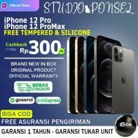 iPhone 12 Pro / ProMax Max 128gb 128 Graphite Silver Gold Blue iBox