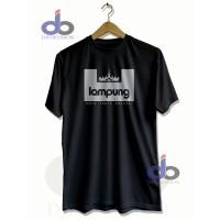 Kaos Lampung Kota Tapis Berseri / T Shirt Lampung