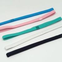 Mini Hairband Sport - Headband Bandana Olahraga Anti Selip