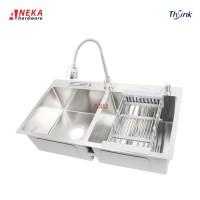 Kitchen Sink Thsink 8245 Original Stainless 304 / Bak Cucian Piring