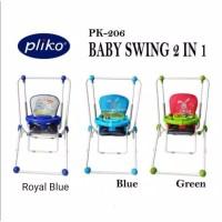 Pliko Baby Swing PK-206 COD MALANG KOTA