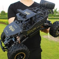 Rock Crawler Monster Truck Off Road Bigfoot RC Remote Control 4WD