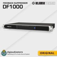 Klark Teknik DF1000 Anti Feedback Destroyer Audio Processor DF 1000