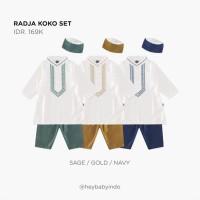 Hey Baby Radja Koko Set