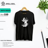 Baju Anime Kaos Dragon Ball T Shirt Distro Pria Cowok Anak Remaja Gaul