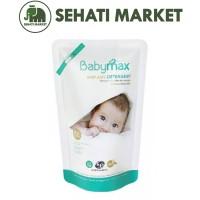 BABYMAX BABY SAFE DETERGENT 600ml REFILL 600 ml