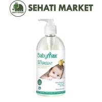 BABYMAX BABY SAFE DETERGENT 1000ml PUMP 1000 ml