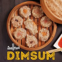 25 Pcs - Dimsum Siomay Premium Super Grosir Frozen Food Halal