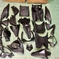 BIG SALE RHAMADAN cover body halus dan kasar Honda Vario 150 hitam