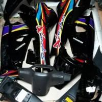 TERBARU Full set body halus dan kasar Supra X 100cc