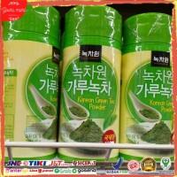 korean green tea powder nokchawon 50gram/pcs (minuman bubuk)