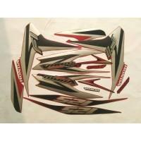 stiker striping honda vario techno 125 2013 merah