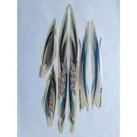 stiker striping yamaha mio sporty 2007 putih