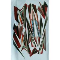 stiker striping yamaha scorpio z 2008 merah