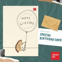 Kartu Ucapan Lebaran Premium Kartu Idul Fitri Ulang Tahun TerimaKasih