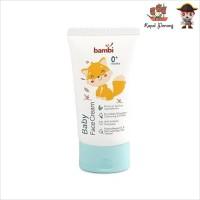 Bambi Baby Face Cream ( Tube ) 50mL