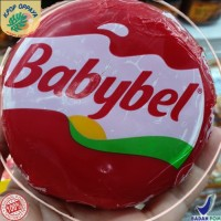Babybel full fat cheese keju 200gram