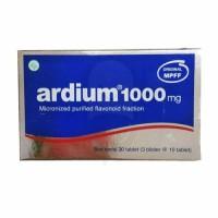 ARDIUM 1000 MG BOX 30 TABLET