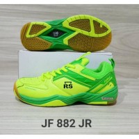 Sepatu Badminton Bulutangkis Anak Reinforce Speed Jr Ori Size 34-36