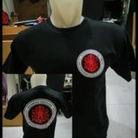Tshirt-Baju-Kaos INDONESIAN TATTO SUBCULTURE Keren - Putih, S