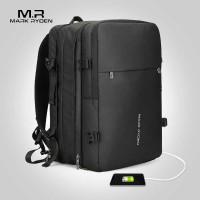 CMark Ryden Tas Ransel Laptop Multi-layer 17 Inch USB Charger - MR8057