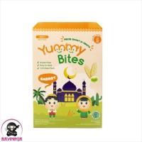 YUMMY BITES Rice Crackers Carrot 25 g