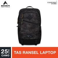 Eiger 1989 Detour 2.0 Laptop Backpack 25L - Camo