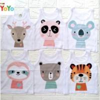 Baju Singlet Kaos Dalam Anak Bayi Motif - Singlet Bayi Kaos Dalam Anak