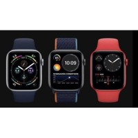 Hydrogel Apple Watch 6 40mm 44mm Anti Gores Screen Protector - 40MM