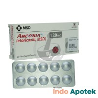 ARCOXIA 120 MG 1 BLISTER ISI 10 TABLET