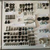 baut lengkap Suprax125-//2007-2012