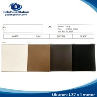 Kulit Sintetis / Bahan Oscar (1.37m x 1m) - TB