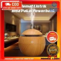 Air Humidifier Aroma Therapy Car Diffuser Humidifer Corak Kayu H41