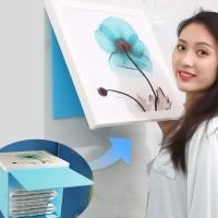 Rak Sulap Baju Celana Handuk - Kotak Kabinet Box Berbentuk Lukisan