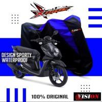 cover motor sarung pelindung motor Yamaha X-Ride murah semua tahun