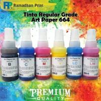 Tinta Art Paper 664 Epson Printer artpaper L360 L210 l120 L350 L220