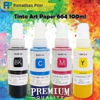 Tinta Art Paper Artpaper Printer Epson L350 L355 L360 L365 l380 L405