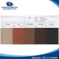 Kulit Sintetis / Bahan Oscar (1.37m x 1m) - Tripoli