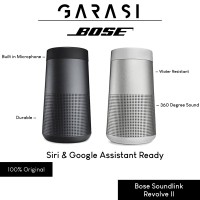 Bose Soundlink Revolve II 2 2nd Gen Bluetooth Smart Speaker Original
