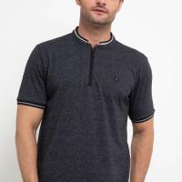 Cressida The Nexy Level Mandarin Collar Polo Shirt D004