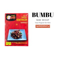 Bumbu Babi Kecap Bali