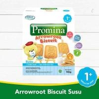 Promina Arrowroot Rasa Susu Biskuit Bayi