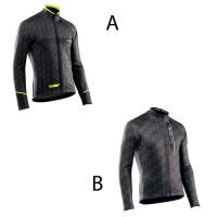 Baju Jersey Cycling Sepeda Lengan Panjang Import NW Pria Premium III - typea, l