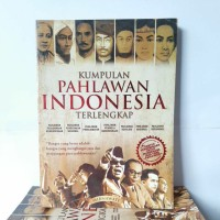Buku Biografi - Kumpulan Pahlawan Indonesia Terlengkap