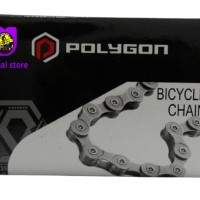 POLYGON CHAIN RANTAI SEPEDA BMX 1-SP BICYCLE