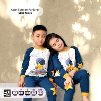 Kazel Setelan Panjang Motif (satuan) - Setelan Panjang Motif - 1Pcs
