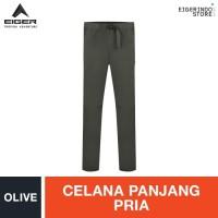 Eiger X Armadillo Long Pants - Olive - M
