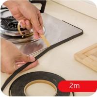 Honana Gas Stove Cooker Slit Antifouling Strip Seal Ring Tape Seal 0