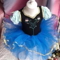 Parishkids Princess baby ballet dress / Dress tutu ballet anak - Anna, 100